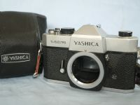 ' 42mm ' Yashica TL Electro   M42 SLR Camera £14.99